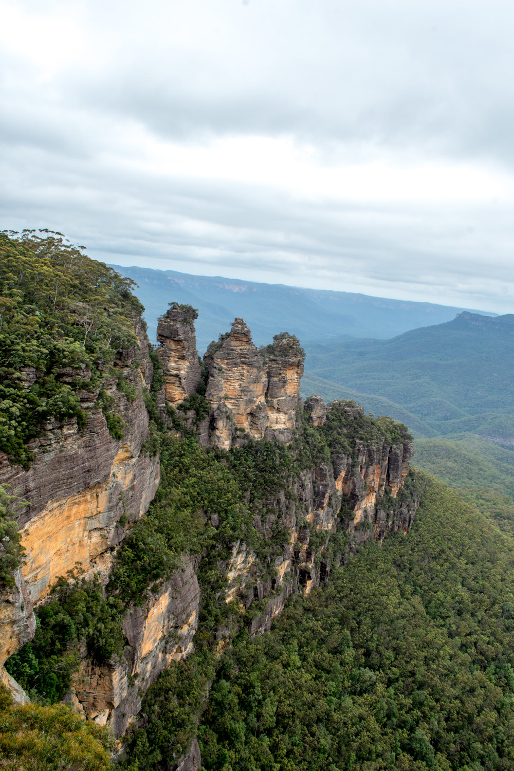 The Three Sisters at Echo Point
