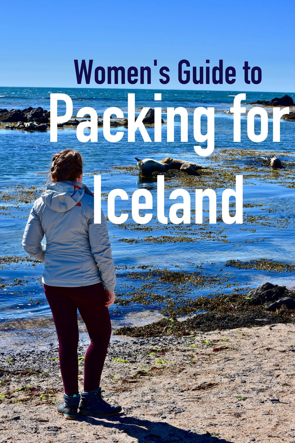 Women's Guide for Packing for Summer In Iceland.  11 Days around the Ring Road in a Carry-On. #packing #packinglist #iceland #carryon #europe #whattopack #summer