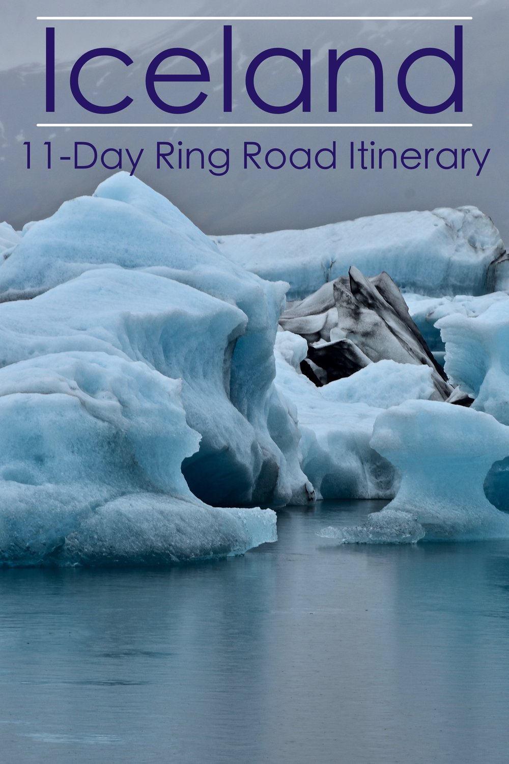 11-Days in Iceland | Complete Itinerary for the Ring Road.  We drove around the entire country of Iceland on the Ring Road. #Iceland #ringroad #itinerary #europe