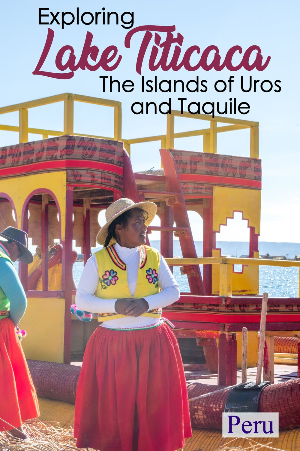 Exploring Lake Titicaca and The Islands of Uros & Taquile | One Day in Puno, Peru #southamerica #laketiticaca #peru
