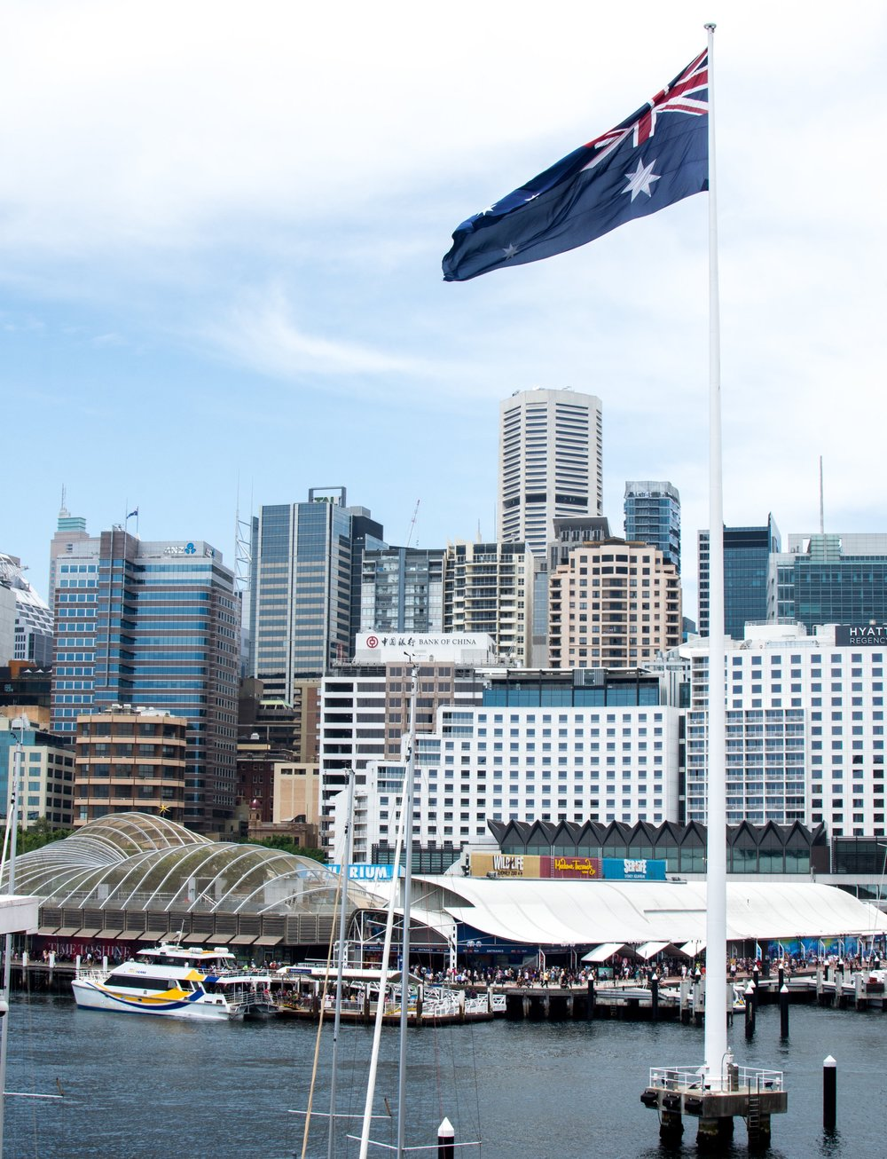 Darling Harbour Neighborhood