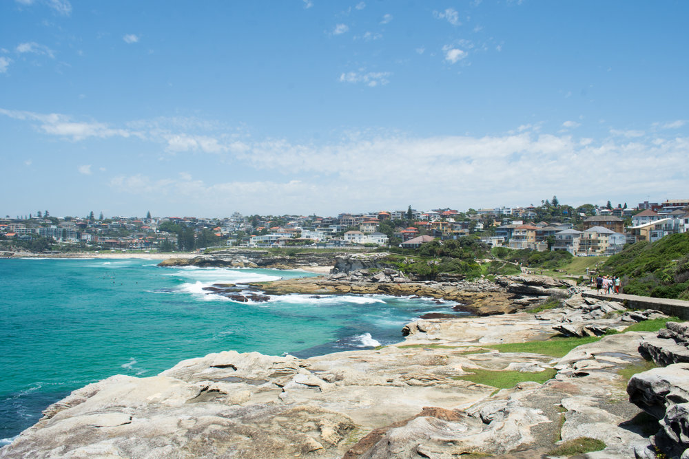 Tamarama and Bronte Beaches