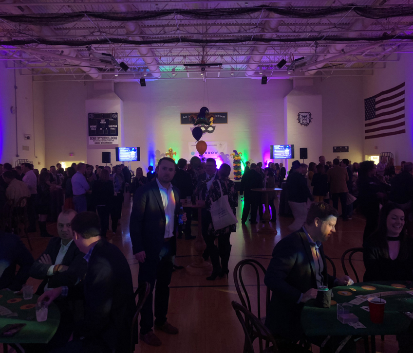 Westminster recently did our school fundraiser and transformed the gym! They were easy to work with, professional and did a great job! - Ann King, Owner of Borrow Event Rentals