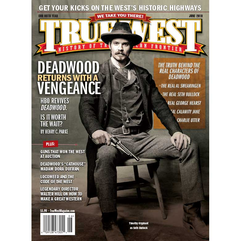 True West Magazine Book Review: The Lily of the West