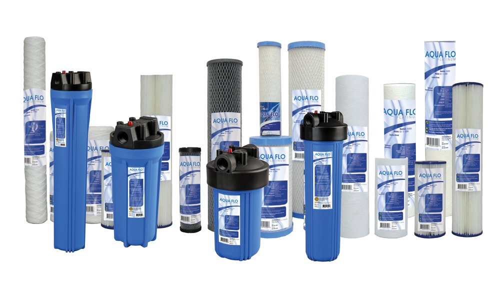 Aqua Flo Platinum Products - Top-of-the-line performance plus third party certification sometimes required by local plumbing codes.