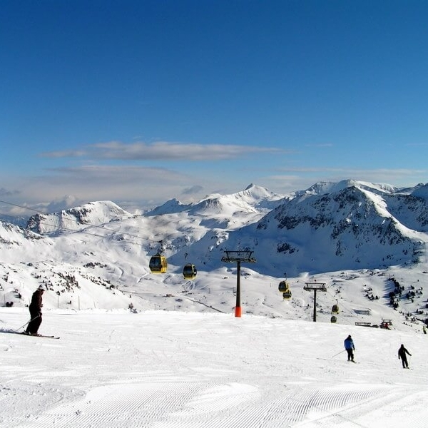 Schifahren im Lungau