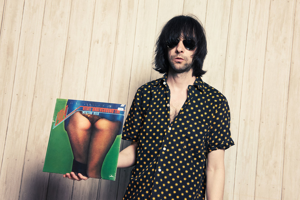Bobby Gillespie (Primal Scream)