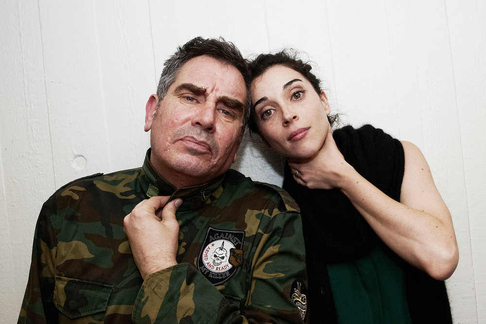Mark Stewart & St. Vincent