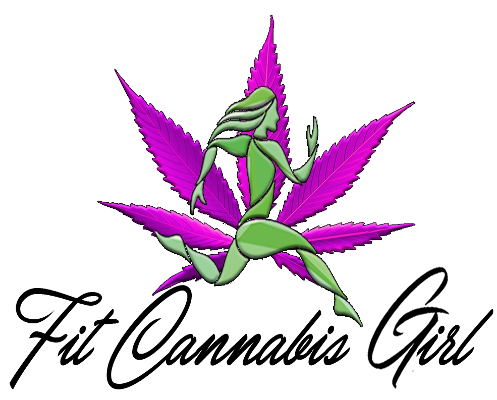 Fit Cannabis Girl