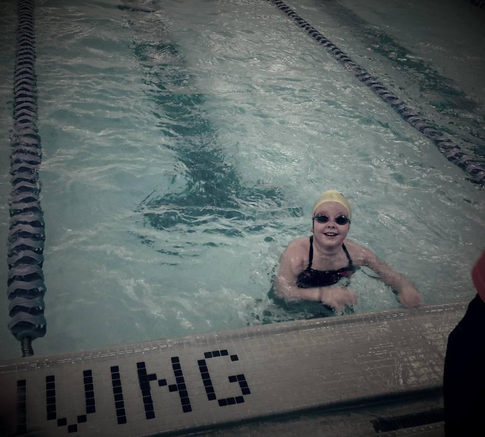 Fall 2015 Swim Team