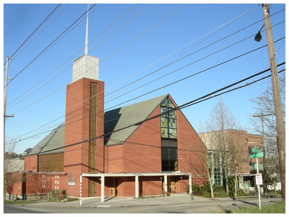 First Free Methodist Church -  3200 3rd AveSeattle, WA 98119