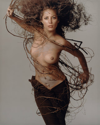 PIRELLI CALENDAR - by Richard Avedon