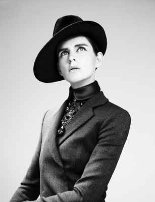 NEW DANDY by Willy Vanderperre