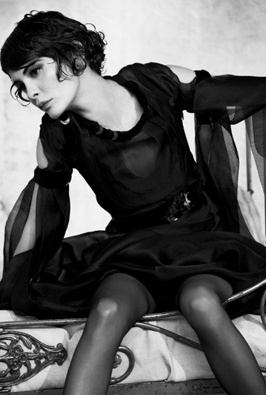 AUDREY TAUTOU by Max Vadukul