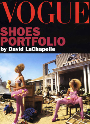 SHOE PORTFOLIO 2 by David Lachapelle