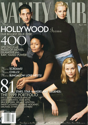 HOLLYWOOD 1999 by Annie Leibowitz