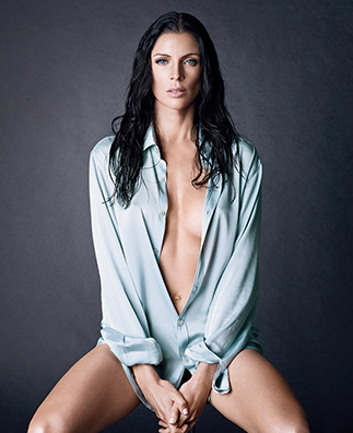 LIBERTY ROSS by Max Vadukul
