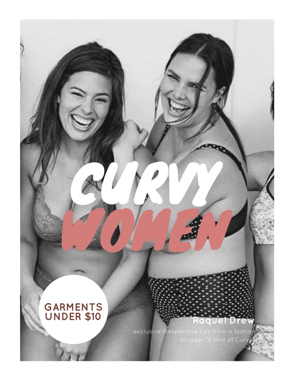 Curvy Women by Raquel Drew