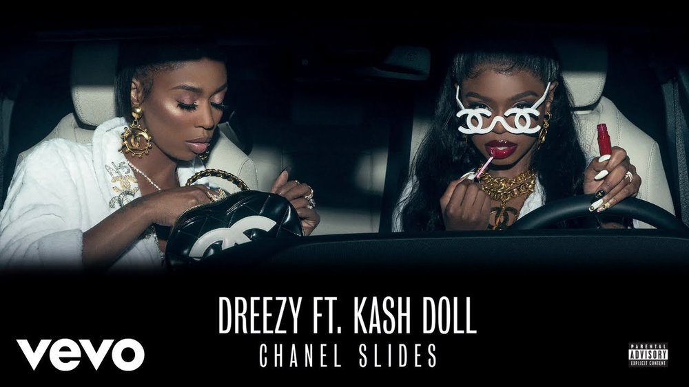 Dreezy ft. Kash Doll screnshot