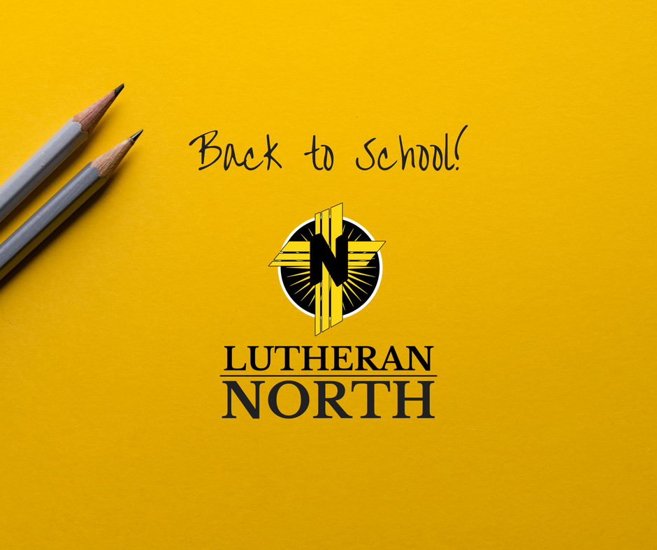 Lutheran North high school Back to School Macomb Michigan
