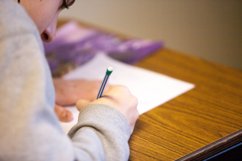 High School Placement Tests -