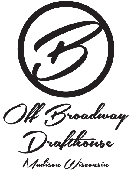 Off Broadway Drafthouse   A neighborhood gathering spot serving quality beverages (beer) and thoughtfully sourced food (frites).