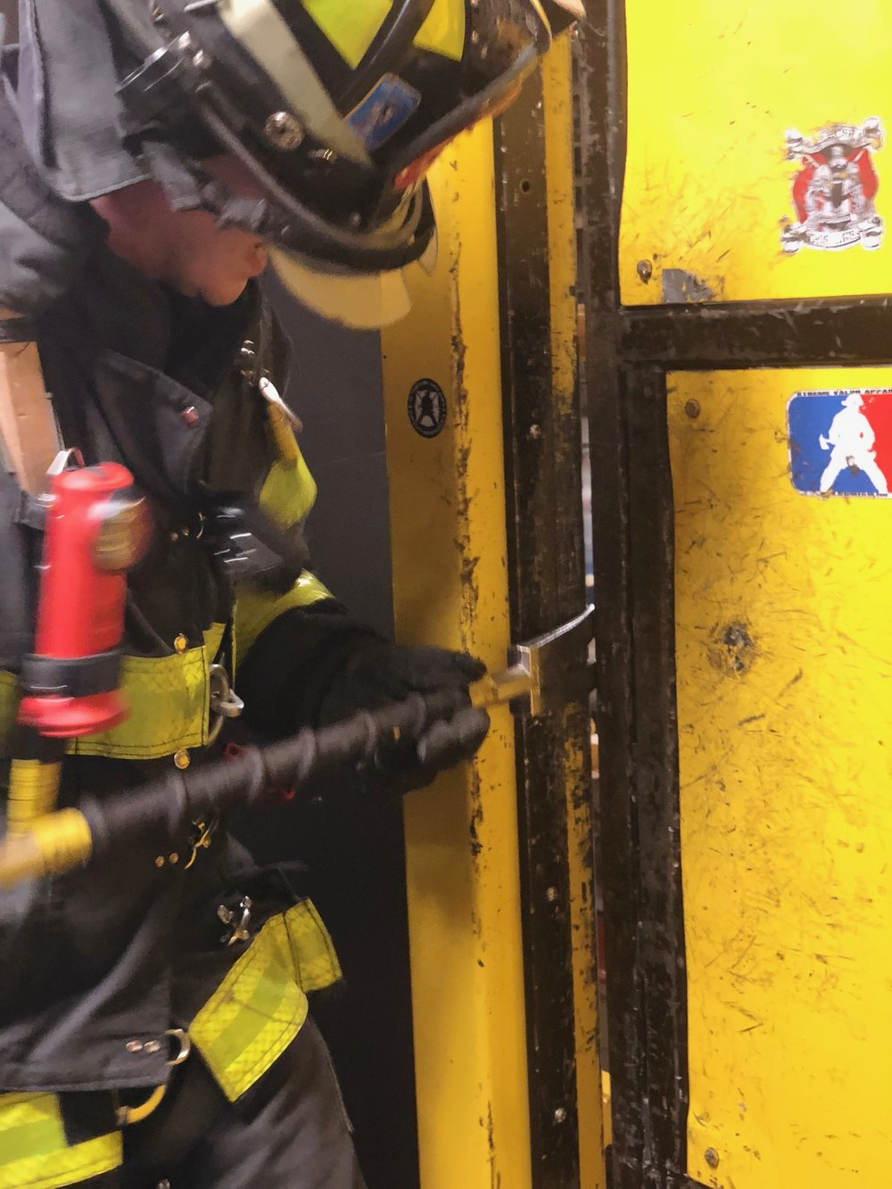 The Forcible Entry Door Xtreme Valor Training