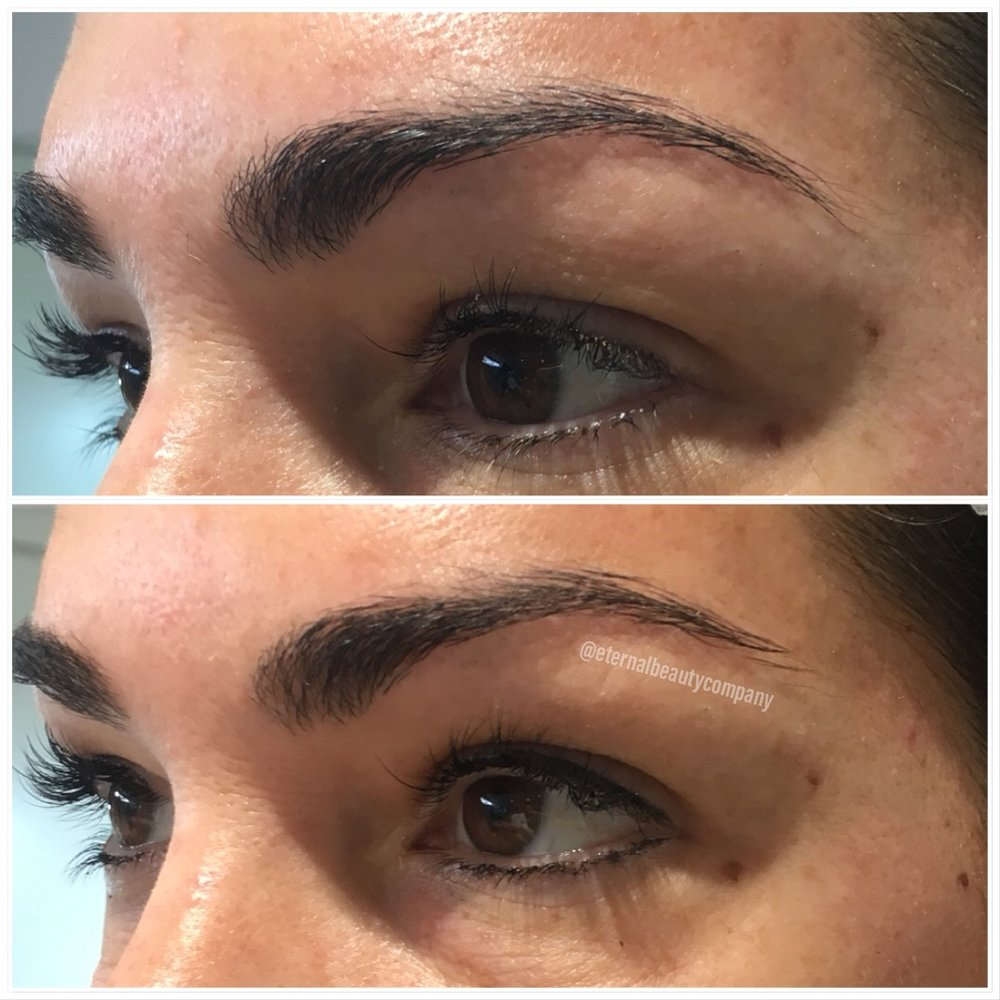 "- ""I love the look of eyeliner on my lids but its a bit too much for my overall make up look!""Love a subtle smudge of colour instead of a typical line? This is for you.Adds depth and definition to lashes creating a thicker effect.Results lasting from 12-18+months"