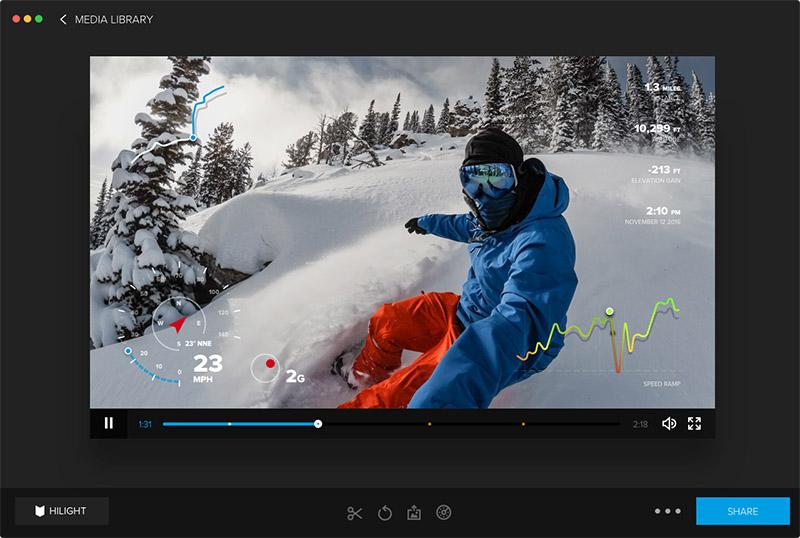 GoPro Usability Plan