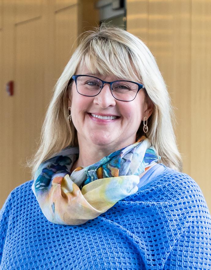 Dr. Deborah Bronk