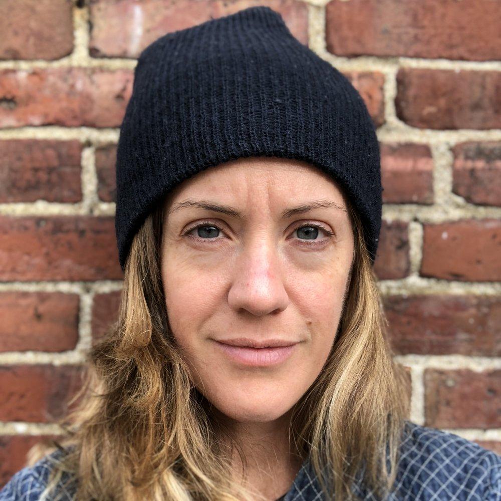 Ariel Hall   Co-curator