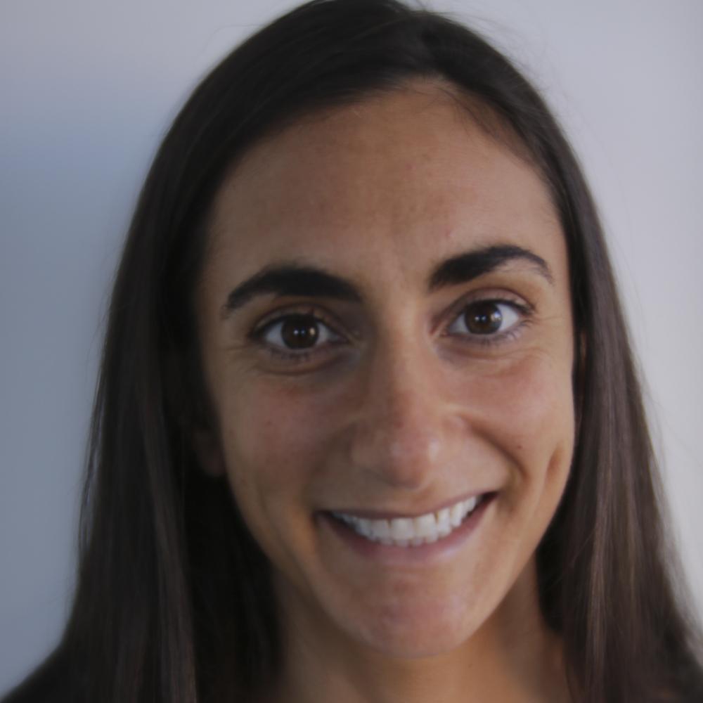 Zoe Romano   Co-curator + Speaker Coach