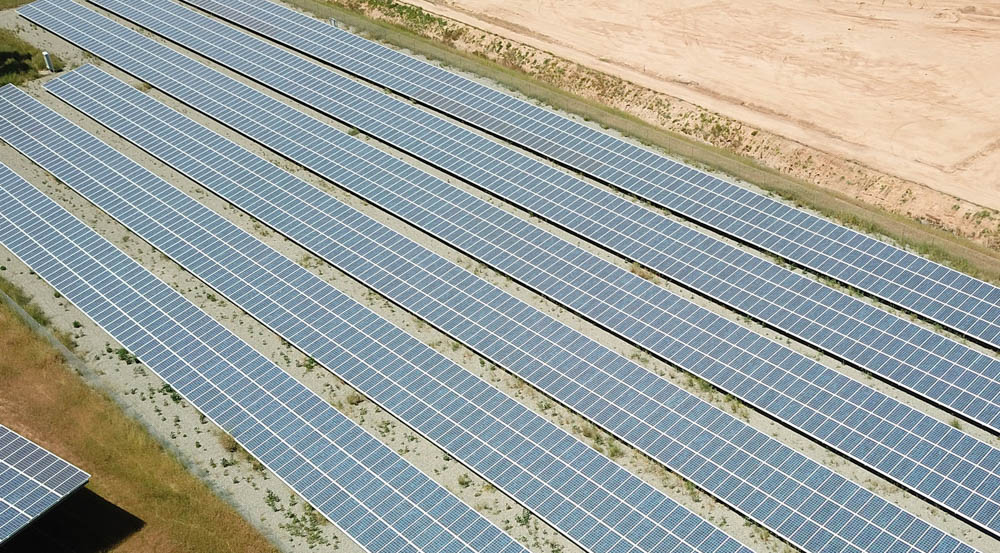 Manufacturing Company California | 1 Megawatt
