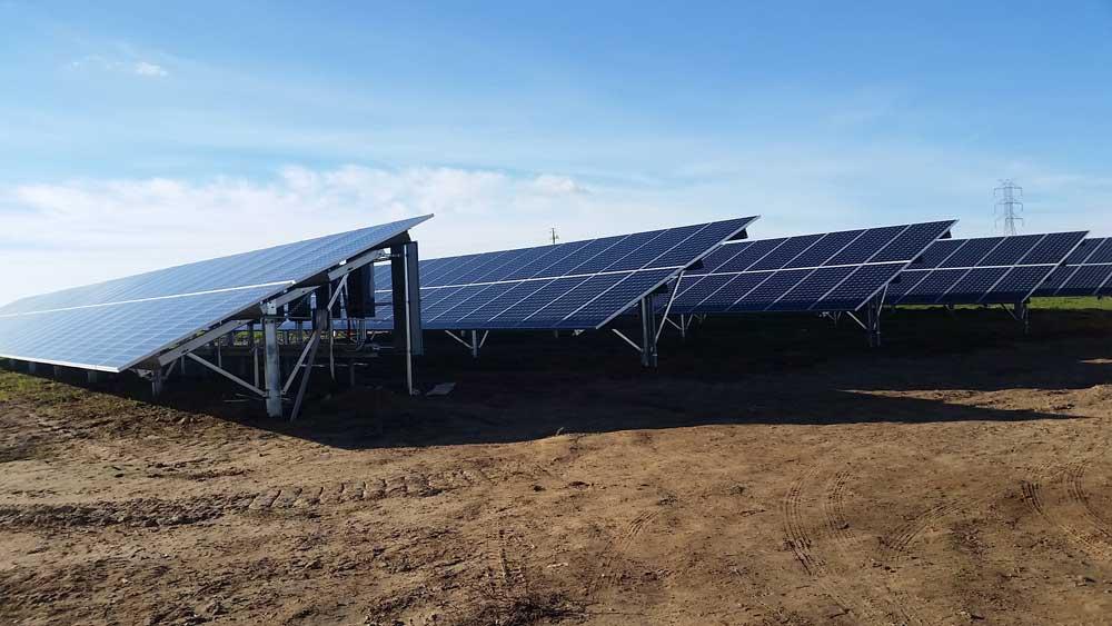 Public School California | 123 KW Developed by  Vista Solar