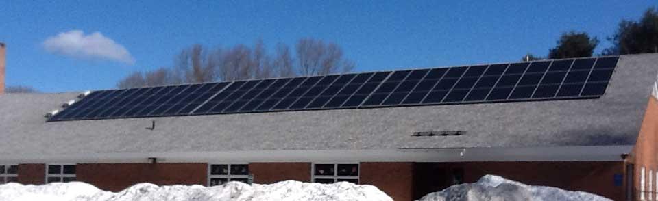 House of Worship Massachusetts | 31 KW Developed by SunBug Solar