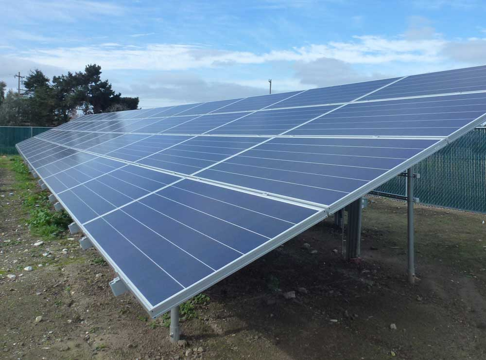 Fraternal Organization California | 67 KW Developed by Scudder Solar