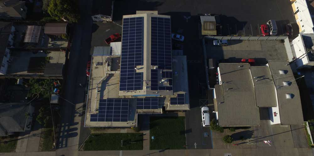 Fraternal Organization California | 54 KW Developed by Scudder Solar