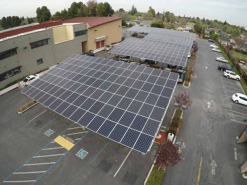 House of Worship California | 183 kW Developed by  Vista Solar