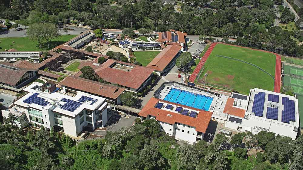 Private School California | 311 kW Developed by Scudder Solar