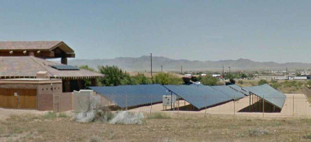 Medical Facility Arizona | 571 kW (4 sites)