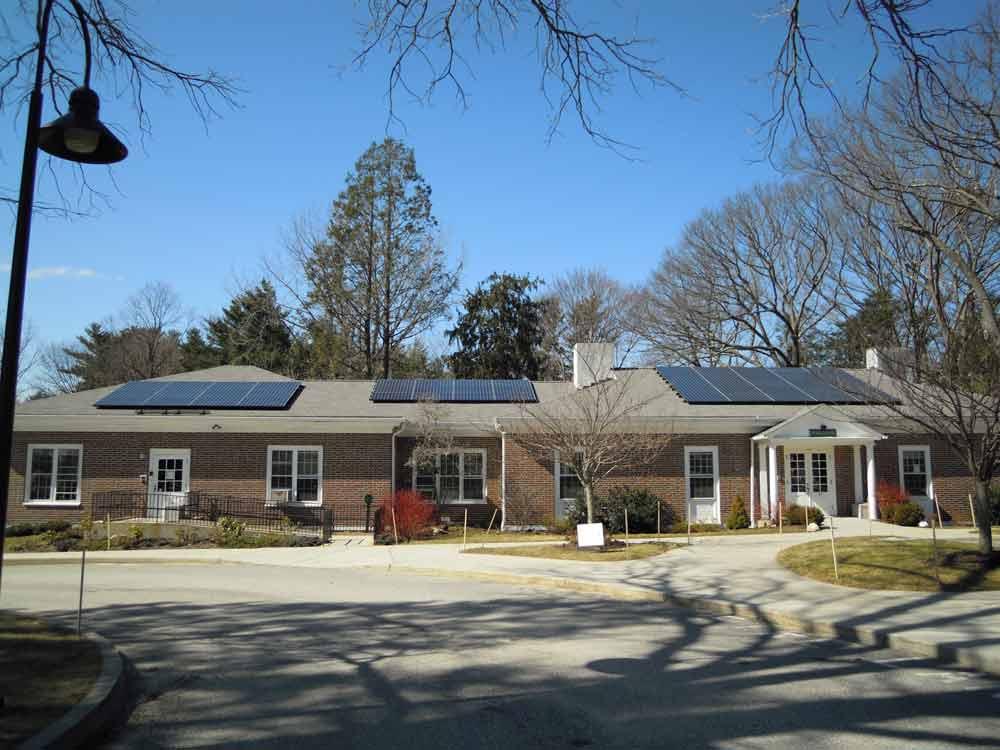 House of worship Massachusetts | 27 kW Developed by SunBug Solar
