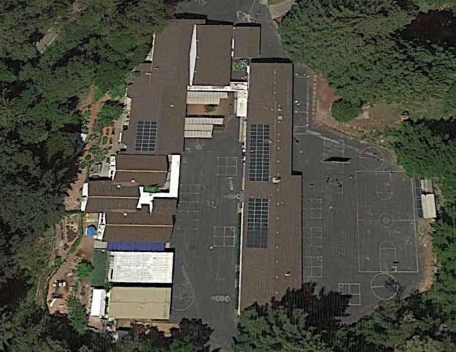 Public School California | 32 kW Developed by Solar Technologies
