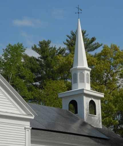 House of worship Massachusetts | 23 KW Developed by SunBug Solar