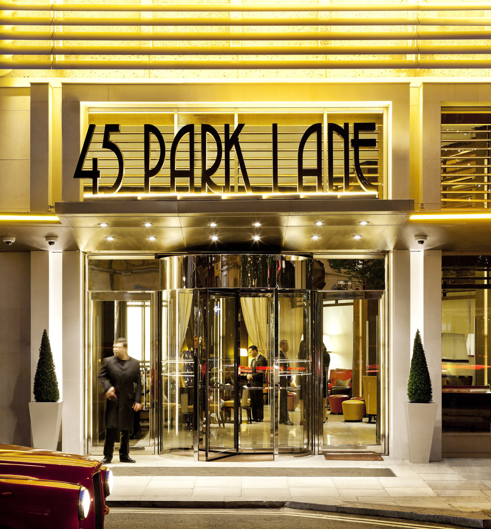 45 Park Lane Hotel
