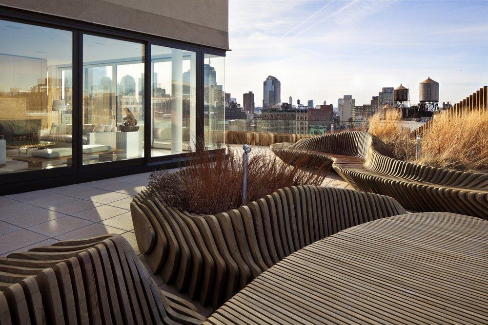 Manhattan Rooftop Residence