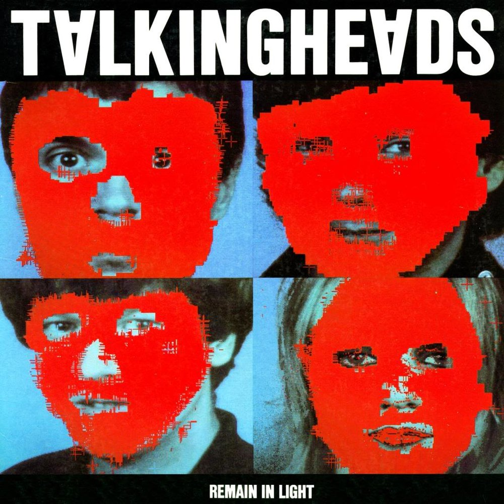 TALKING HEADS - REMAIN IN LIGHT 1980 Brian Eno - 40:10