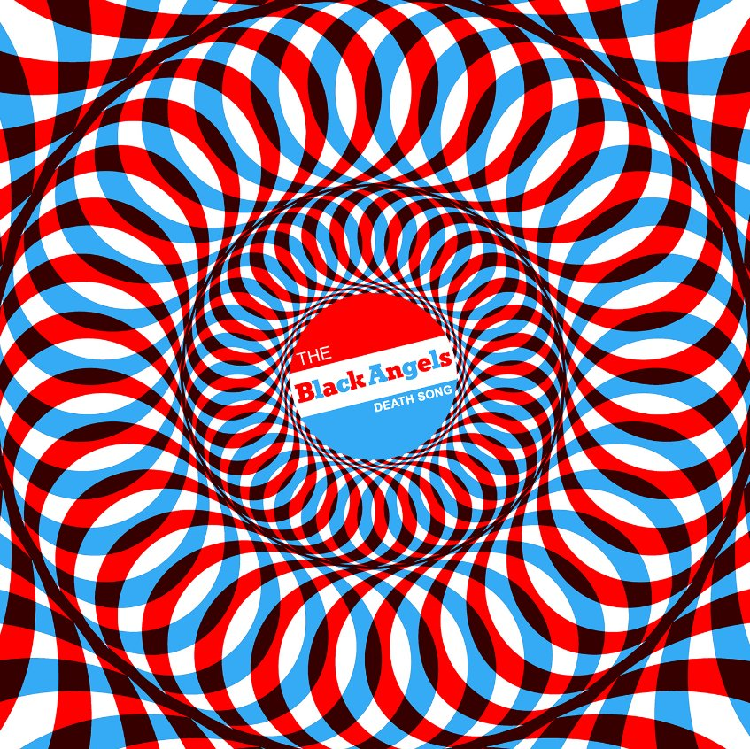 THE BLACK ANGELS - DEATH SONG 2017 Phil Ek 48:42