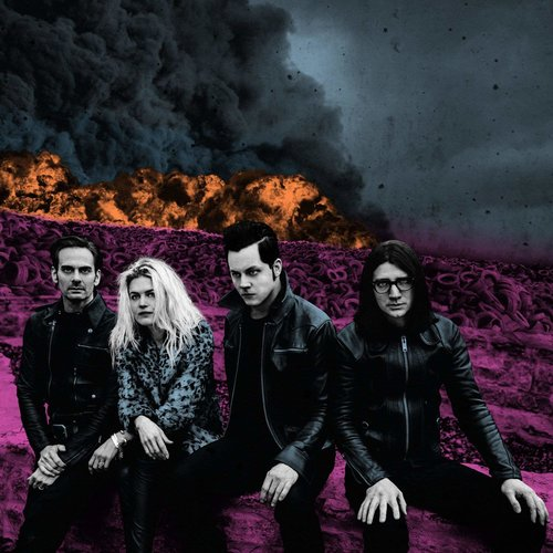 THE DEAD WEATHER Dodge and Burn, 2015, Jack White, 42:44