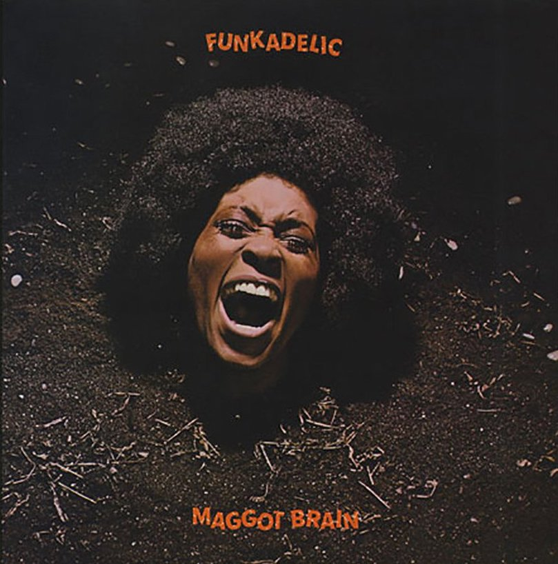 FUNKADELIC Maggot Brain, 1971, George Clinton, 36:56