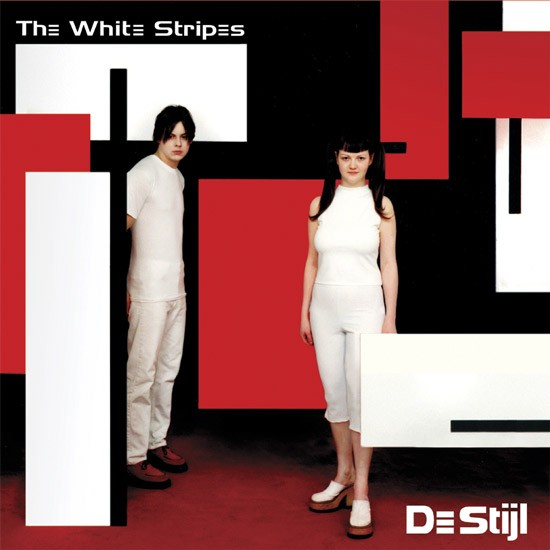 THE WHITE STRIPES De Stijl, 2000, Jack White, 37:31